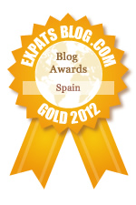 Expats Blog Awards logo