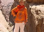On the edge - Petra