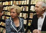 Anna and Ignacio Vasallo (Director of Turespana)