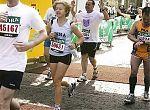 The London Marathon 2003